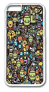 ACESR Animal Dolls Recommended iPhone Case PC Hard Case Back Cover for Apple iPhone 6 4.7inch