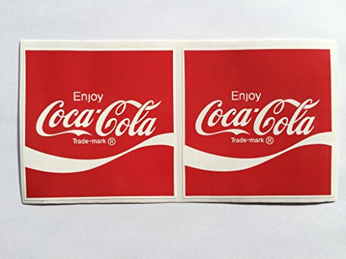 Coca Cola Decals For Sale Only 3 Left At 60