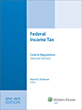 Federal Income Tax: Code and Regulations--Selected Sections (2014-2015)