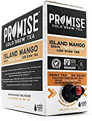 Promise, Tea Cold Brew Island Mango, 128.15 Fl Oz
