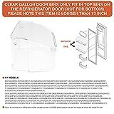 UPGRADE 240356402 Refrigerator Door Bin Replacement