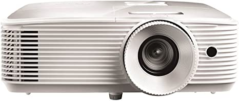 Optoma EH337 Video - Proyector (3600 lúmenes ANSI, DLP, 1080p ...