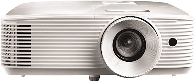 Optoma EH337 Video - Proyector (3600 lúmenes ANSI, DLP, 1080p (1920x1080), 20000:1, 16:9, 685,8 - 7594,6 mm (27 - 299