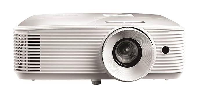 Optoma W504 Video - Proyector (5000 lúmenes ANSI, DLP, WXGA ...