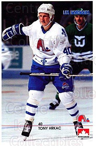 tony-hrkac-hockey-card-1990-91-quebec-nordiques-petro-canada-12-tony-hrkac