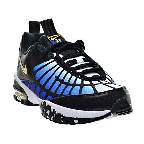 Nike Heren Air Max 120 Loopschoen Hyper Blauw / Zeem / Zwart / Wit