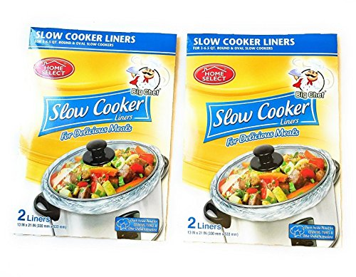 Home Select Slow Cooker Liners For Sale