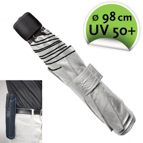 (EuroSCHIRM Light Trek Umbrella (Silver Uv-Pr))