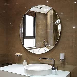 Perfectaes Colgante de Pared Chino Cuarto de baño Espejo ...
