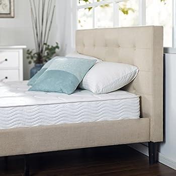 Amazon Com Zinus Ultima Comfort 8 Inch Spring Mattress