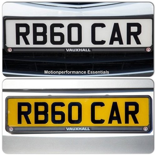 NEW Wheels N Bits/® 2 X Universal Silver 3D Carbon Fibre CAR NUMBER Licence PLATE HOLDERS SURROUNDS FRAMES