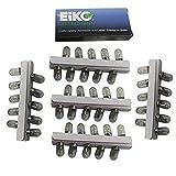 Eiko Set of 50#44 Pinball Light Bulb Lamps - Clear