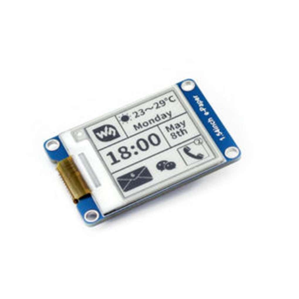 1.54inch 200x200 pantalla de tinta electr/ónica E-M/ódulo de papel Pantalla Plataforma de etiquetas SPI interfaz de actualizaci/ón parcial Regard