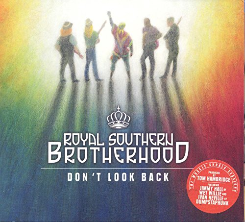 Don't Look Back: The Muscle Shoals Sessions