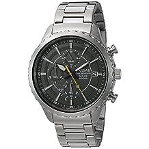 Pulsar Men's PZ6011 Analog Display Japanese Quartz Silver Watch