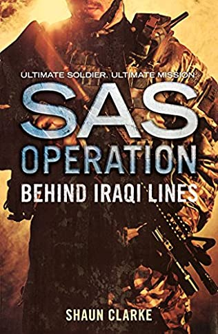 book cover of Behind Iraqi Lines
