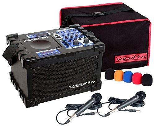 VocoPro Karaoke System 21.00 x 21.00 x 23.00 JAMCUBEMC