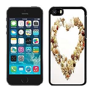 Carcasa iphone 5C de colores Conch carcasa funda teléfono móvil Carcasa rígida accesorios