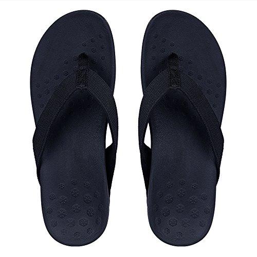 SESSOM&CO - Sandalias de vestir para mujer negro