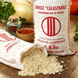 Virgen de la Esperanza Semi-Brown Calasparra Rice Arroz (2.2 lbs/1 kilo)