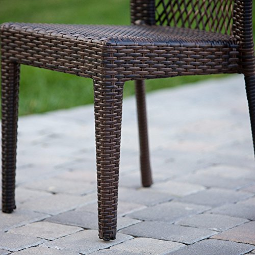 Best Selling Dawn Outdoor Wicker Chairs, Set of 2