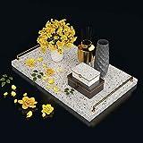 Livelynine Terrazzo Contact Paper Granite