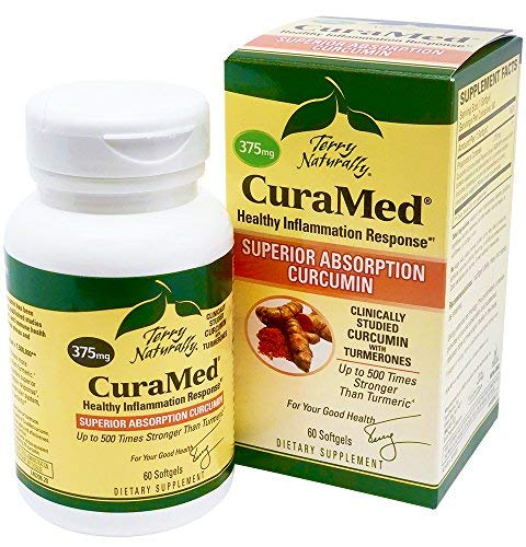 Terry Naturally CuraMed (375 mg) 60 Softgels
