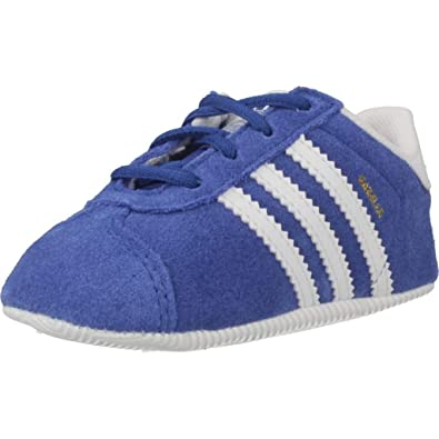 0 Scarpe Sneaker Amazon Crib Gazelle 24 Bimbi Adidas Unisex it qZX4wcEa