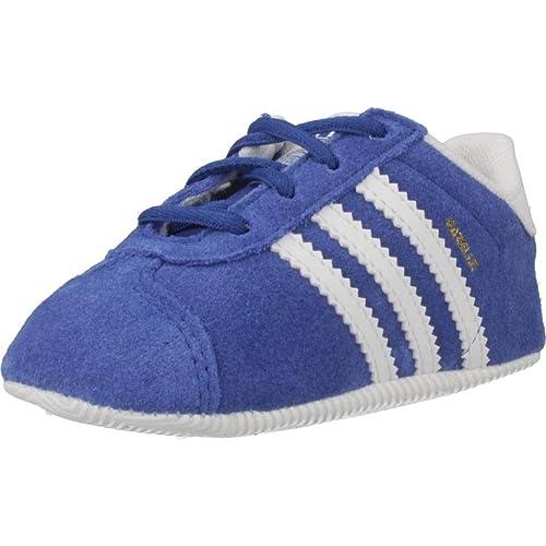 adidas Gazelle Crib, Zapatillas de Gimnasia Unisex bebé: Amazon.es: Zapatos y complementos