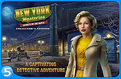 New York Mysteries: Secrets of the Mafia Collector's Edition(Full) [Download]