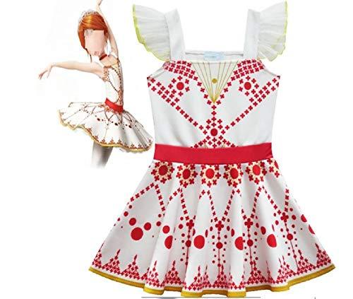 Ballet Costumes Rental - Chunks of Charm Leaping Ballerina Costume