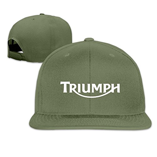Triumph Motorcycle Logo Bloor Snapback product image