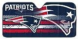 New England Patriots Auto Sun Shade - 59''x27''