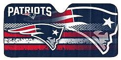 New England Patriots Auto Sun Shade - 59...