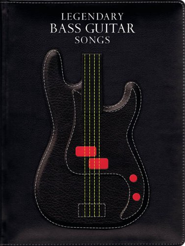 Download Legendary Bass Guitar Songs: Bass Tab ebook