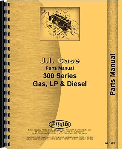Download Case 300 Tractor Parts Manual pdf epub