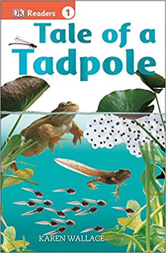 Image result for tale of a tadpole by karen wallace