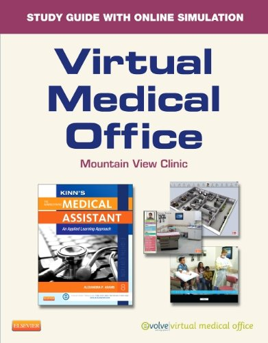 Virtual Medical Office For Kinns The Administrative Medical Assistant  Access Code   An Applied Learning Approach  8E