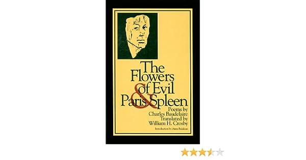Baudelaire Paris Spleen Pdf