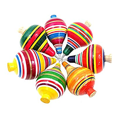 Leos Imports (TM Mexican Trompo Spinning Top: Home & Kitchen