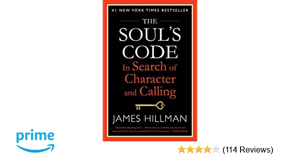 The Soul's Code: In Search of Character and Calling: James