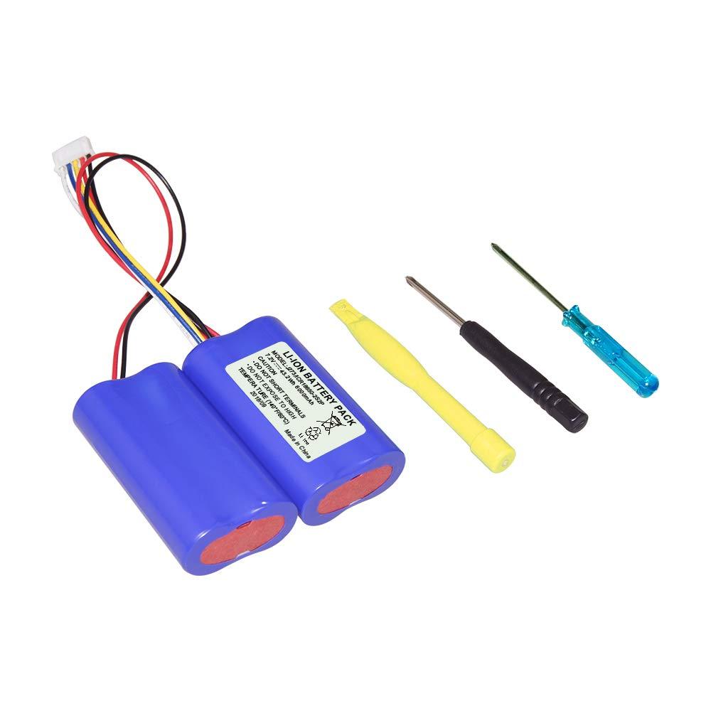 Beats Pill XL Battery, Kratax Replacement Battery Li-ion 7.2 V 6000mAh Fits J273 Portable Wireless Bluetooth Speaker