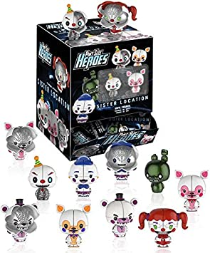 Funko Pinte Taille héros Cinq Nights at Freddys soeur emplacement mystère-Funko