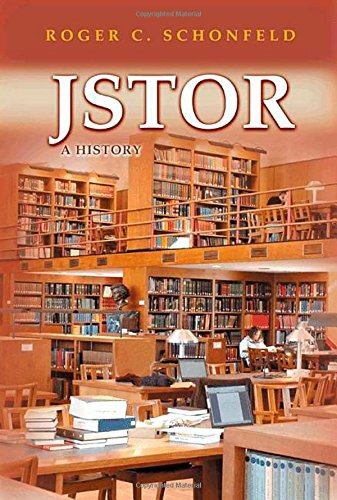 JSTOR: A History