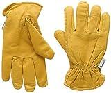 Kinco 035117986152 Women's Grain Cowhide Lined Work Gloves, Large by KINCO INTERNATIONAL