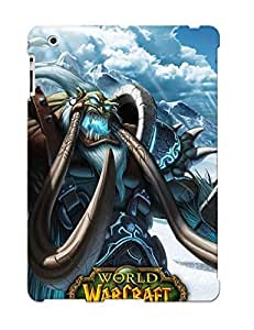 Catenaryoi Ultra Slim Fit Hard Case Cover Specially Made For Ipad 2/3/4- World Of Warcraft - The Burning Crusade