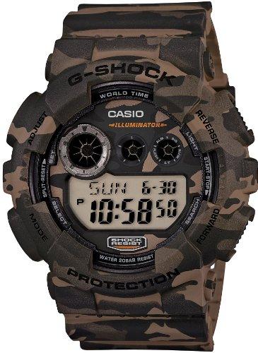 Casio Watches G shock Camouflage Gd 120cm 5jr