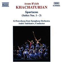 Spartacus (suites Nos. 1-3)