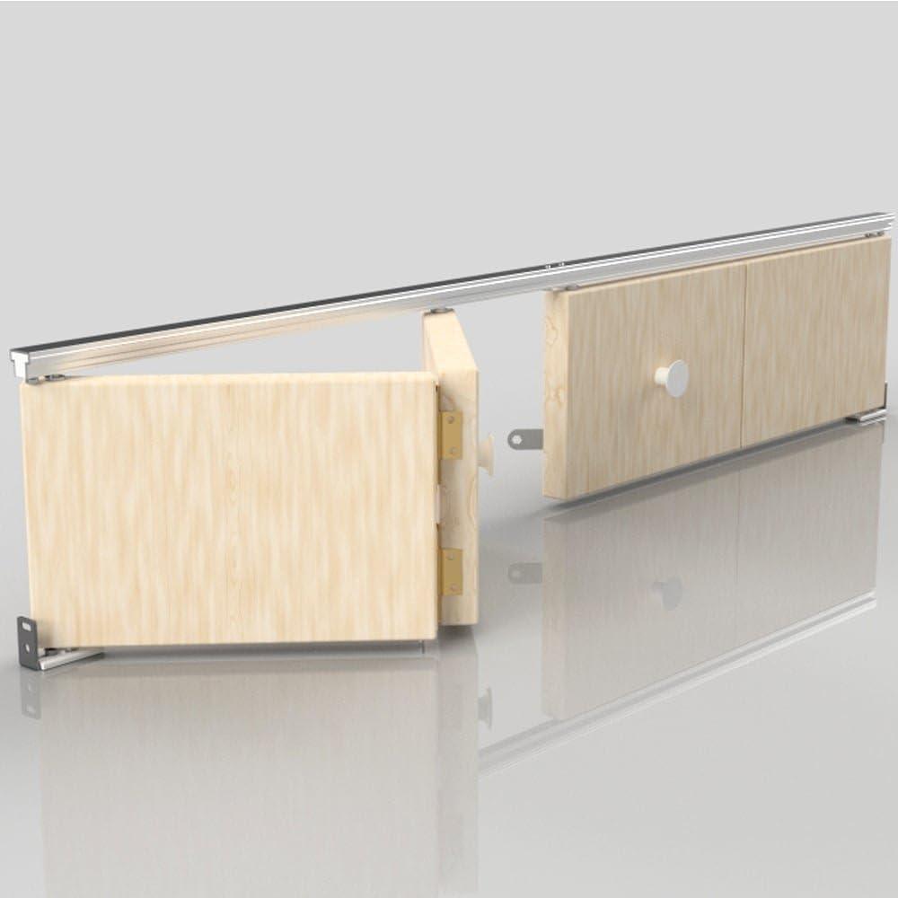 SLIK 08SL006091 914 mm para puerta plegable para Gear