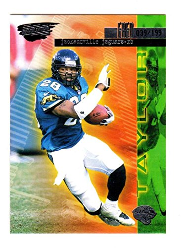 1999 Pacific Revolution Fred Taylor #15 NM ()